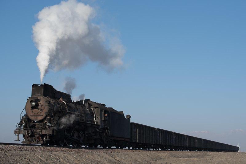 141231 北泉を出発した蒸機