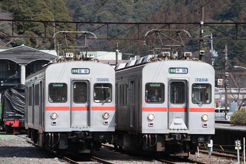 150228 大鉄7200系並び