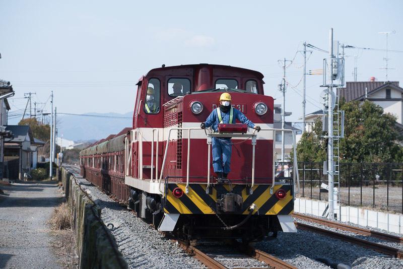 150314 東邦亜鉛から小名浜に向かう列車