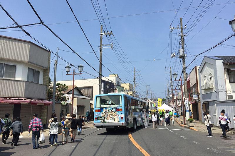 20150517 那珂湊本町通り商店街