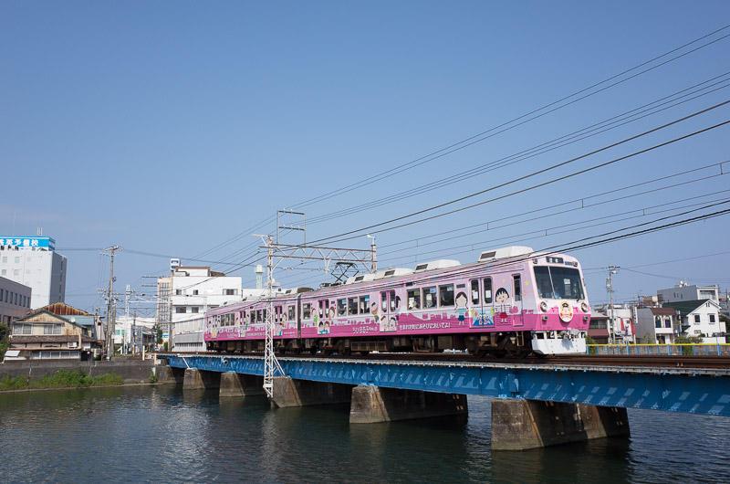 160718 ちびまる子ちゃん電車