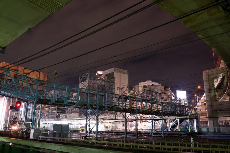 111126 内海川跨線人道橋全体