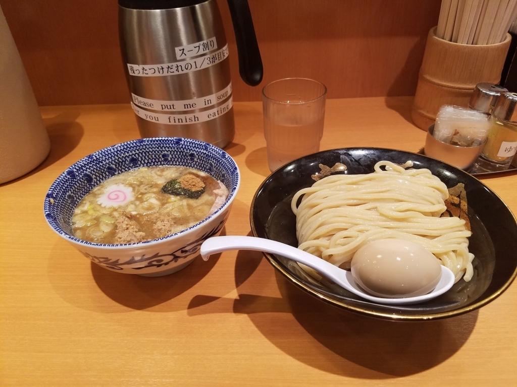 六厘舎_つけ麺