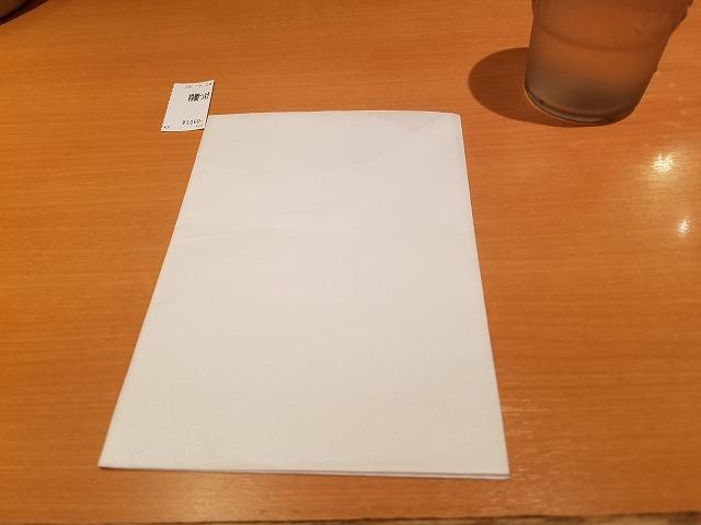 紙エプロン