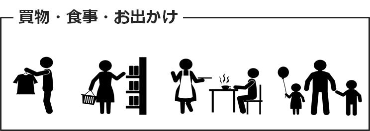 買物_食事_お出かけ