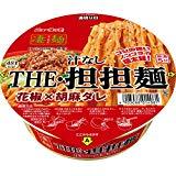 ニュータッチ 凄麺THE・汁なし担担麺 125g ×12個