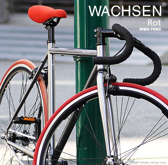クロモリフレーム WACHSEN WBS-7002