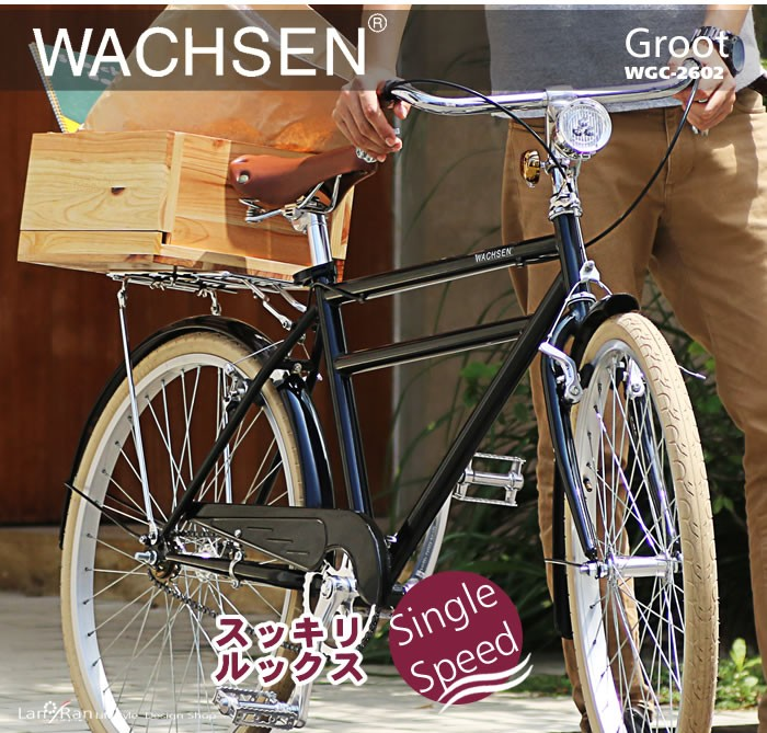 オシャレなWACHSEN WGC-2602