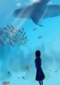 [ダイアリー]水族館