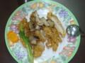 Ayam MUDA  JAMUR  MERANG