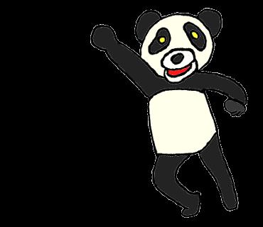 レッツゴー!パンダ