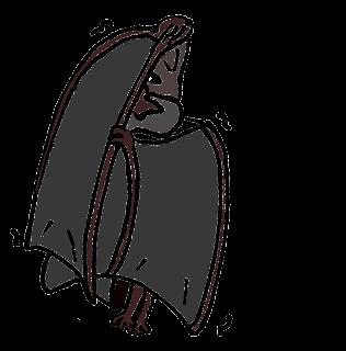 引きコウモリ