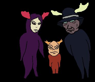 ベムベロベラ鹿