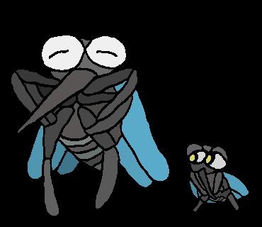 蚊々ァ天下