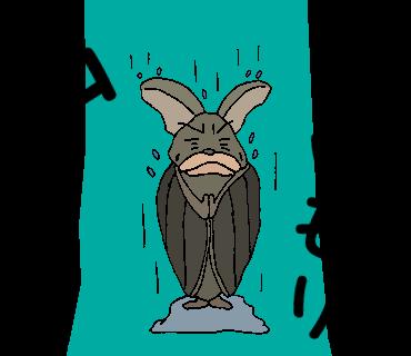 山籠ウモリ