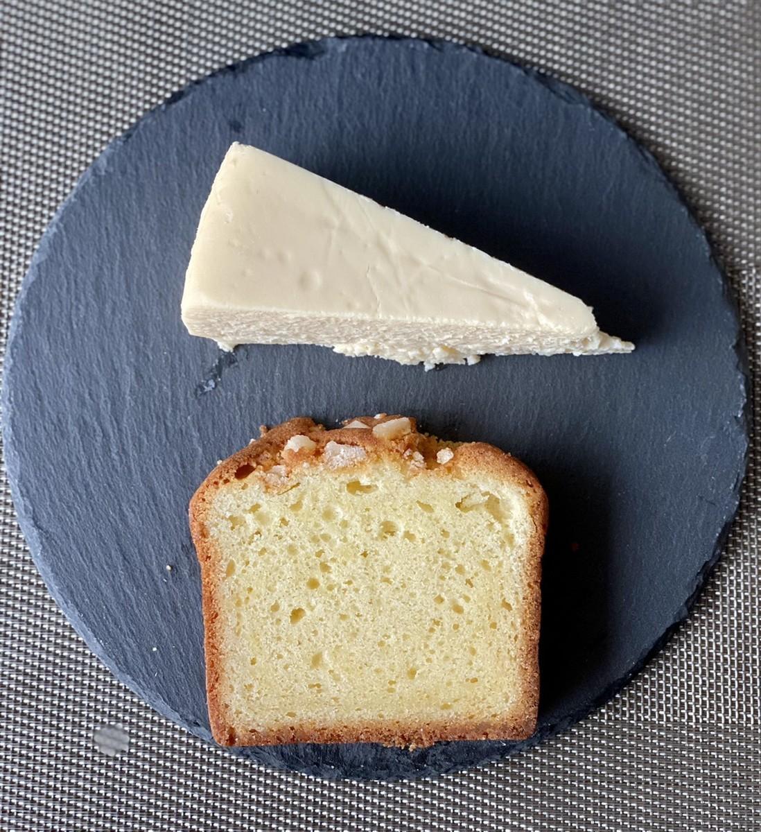バターケーキ NYチーズケーキ