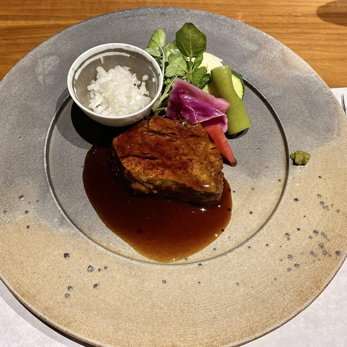 嘉穂牛照り焼きステーキ
