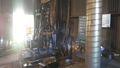 鍛冶屋の設備