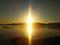 赤崎の夕日