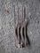 古い虫掘り鍬