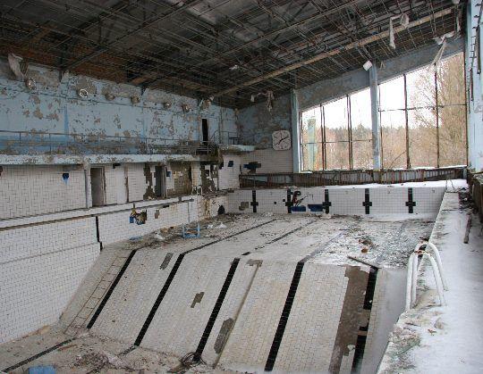 チェルノブイリ廃墟2
