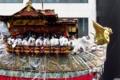 京都新聞写真コンテスト 雨中の祭