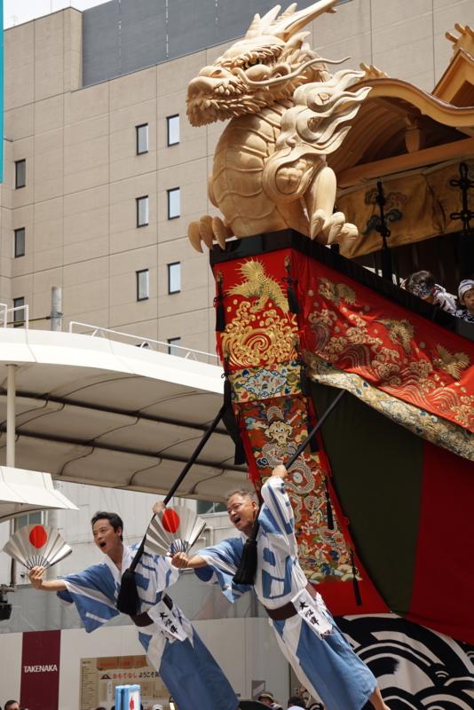 京都新聞写真コンテスト 前進!