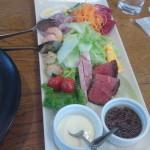シェフにおまかせ特製サラダ