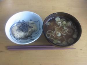 朝食 2013/08/05