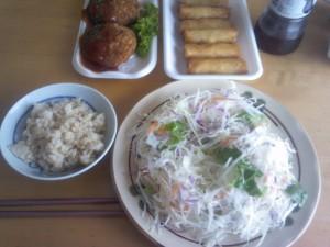 昼食 2013/08/05
