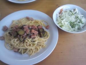 昼食 2013/08/13