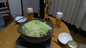 夕食 2013/08/21