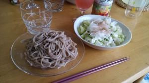 昼食 2013/08/23