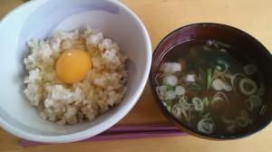 朝食 2013/09/05