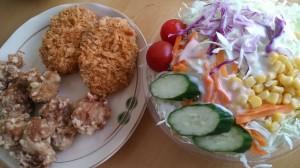 昼食 2013/09/05