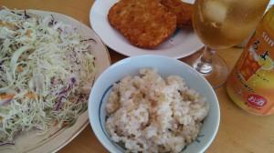 昼食 2013/09/06
