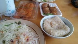 昼食 2013/09/11