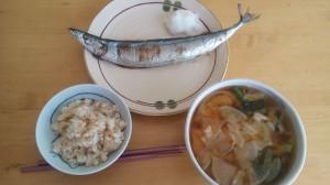 昼食 2013/09/18
