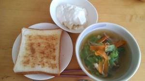 朝食 2013/09/25