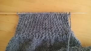 セーター袖口