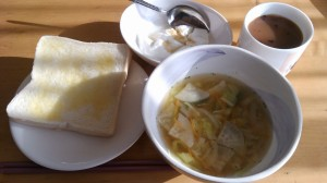 朝食 2013/11/20
