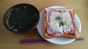 朝食 2013/11/25