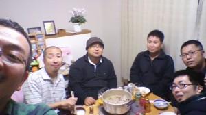 夕食 2013/12/12