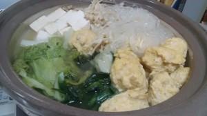 夕食 20140102