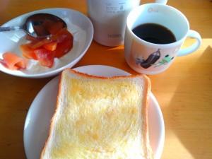 朝食 2014/02/06
