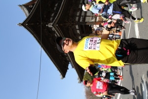 京都マラソンの写真