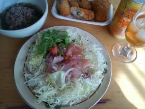 昼食 2014/02/24
