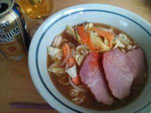 昼食 2014/02/25