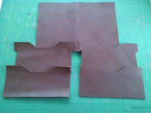 カードケース材料