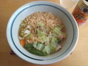 昼食 2014/03/25